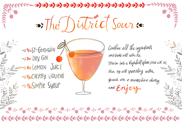 the district sour picture