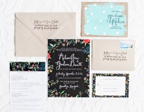 Whimsical-DIY-Floral-Wedding-Invitations