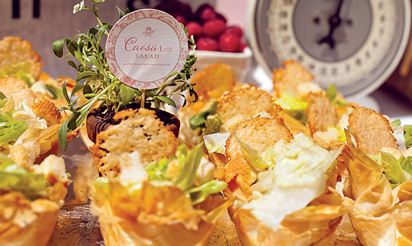 french-baby-shower-caesar-salad