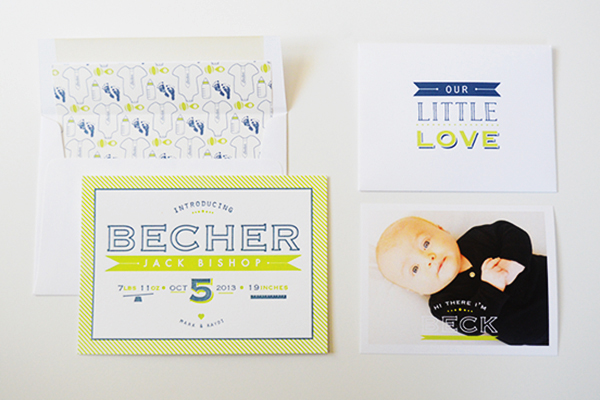 Chartreuse-Letterpress-Birth-Announcement-Maison-Yellow10