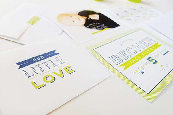 Chartreuse-Letterpress-Birth-Announcement-Maison-Yellow7
