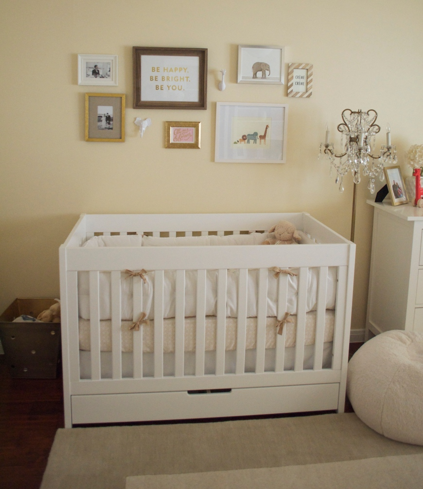 The Golden Nursery Ready For Isla Snapshots Amp My