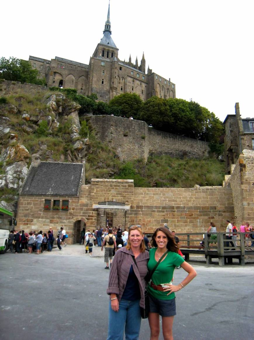 The Beautiful Mont Saint Michel (1)